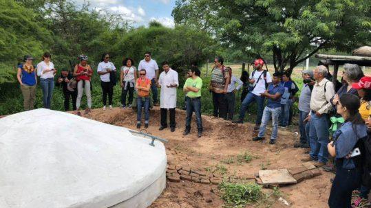 Maestro escuela 15 viviendas cisterna