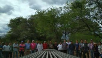 Cisterna en Santiago del Estero
