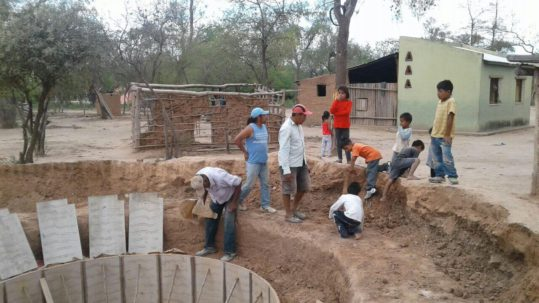 Cisterna Los Ranchitos Salta